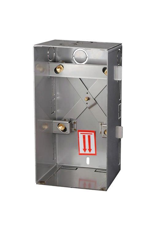 2N IP Force Flush Box Intercom