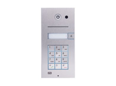 2N 9137111KU Intercom Front