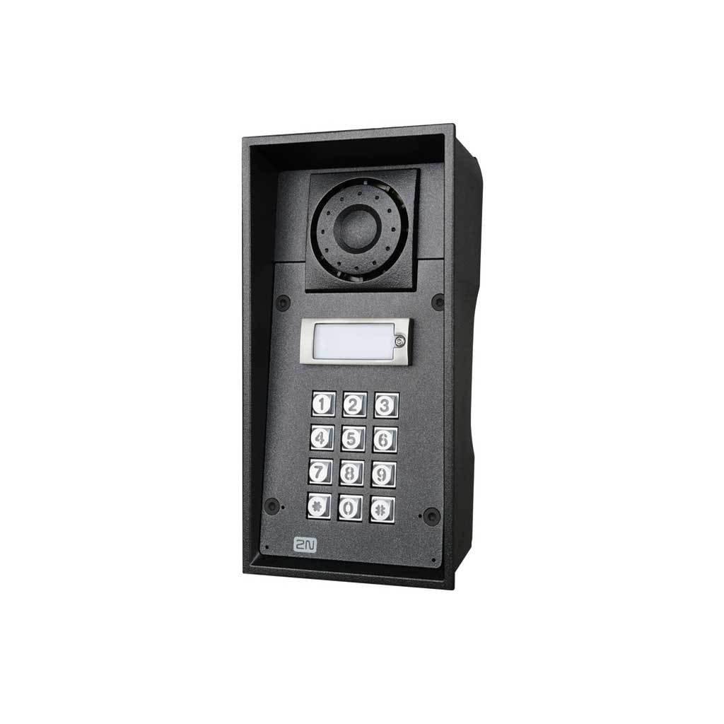 2N 9151101KW Intercom Front