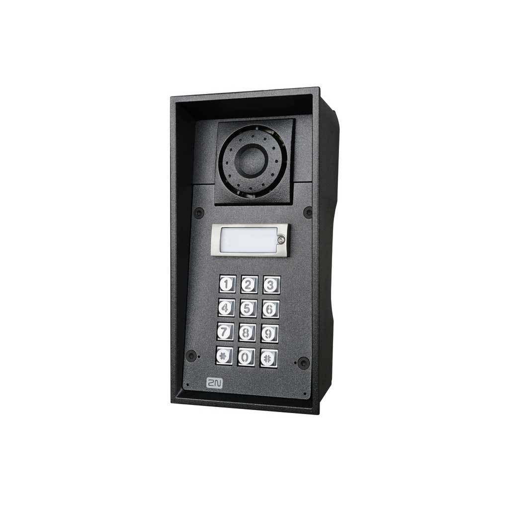 2N 9151101KW Intercom Front