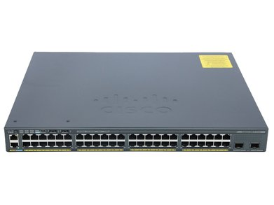 WS-C2960X-48LPD-L Switch