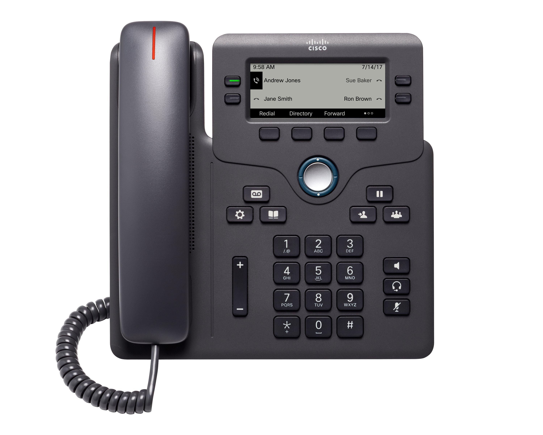 Cisco CP-6841 IP Phone Front