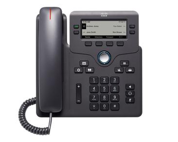 Cisco CP-6841 IP Phone Front