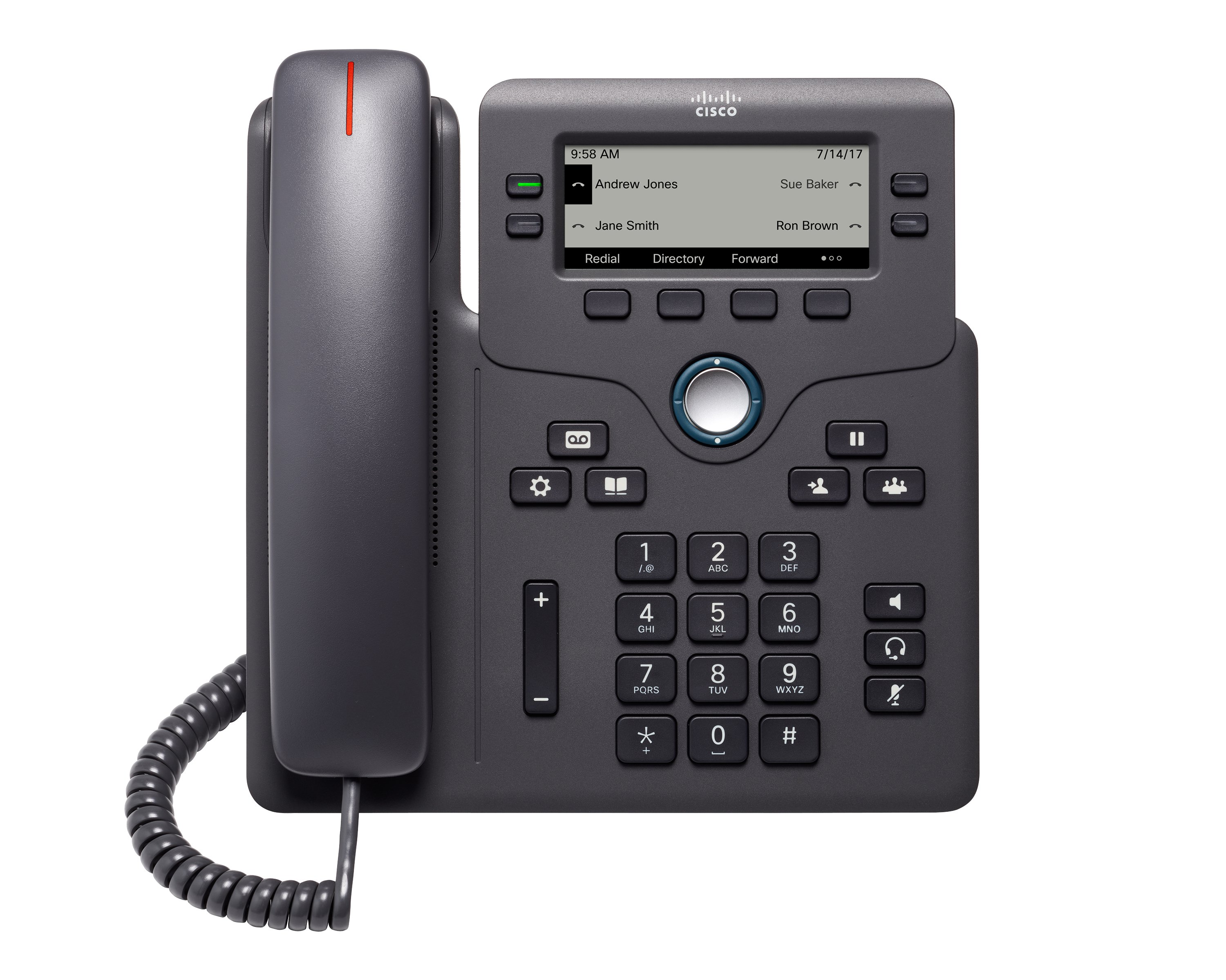 Cisco CP-6851 IP Phone Front
