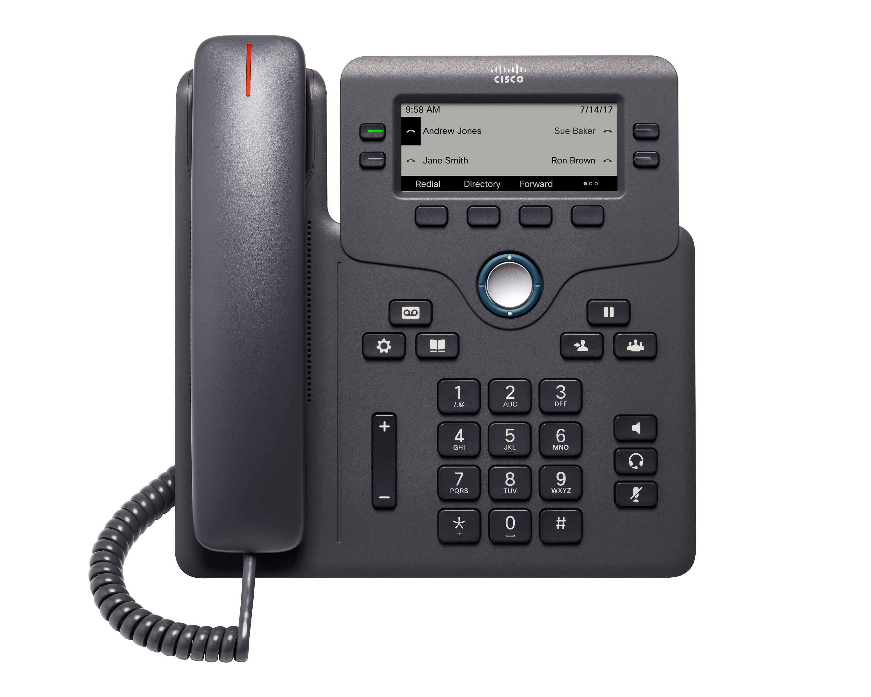 Cisco CP-6851 (Not Call Manager) IP Phone