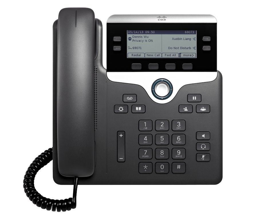 Cisco CP-7841 IP Phone Front