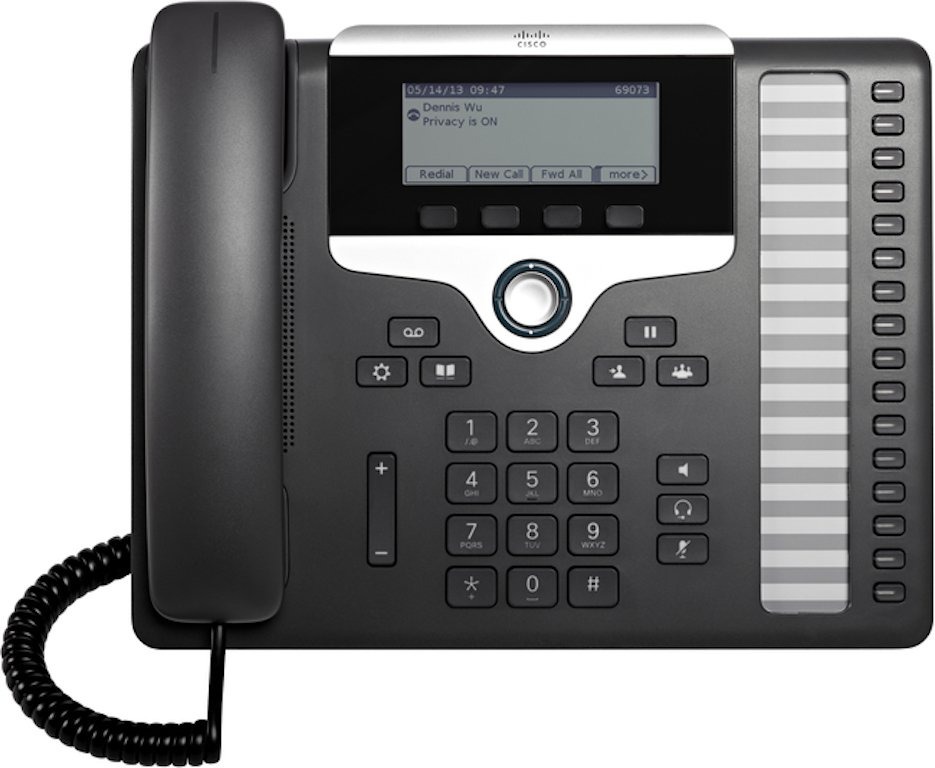 Cisco CP-7861 IP Phone Front