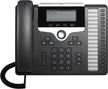 Cisco CP-7861 IP Phone Front