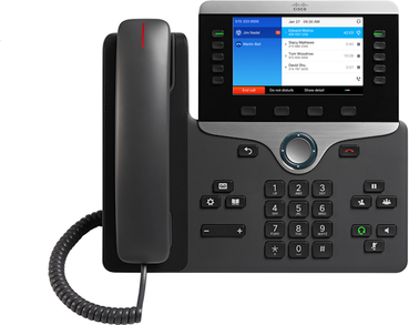 Cisco CP-8841 IP Phone Front