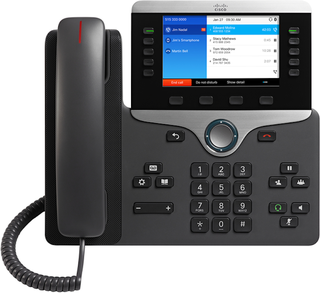 Cisco CP-8851 IP Phone Front