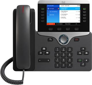 Cisco CP-8861 IP Phone Front