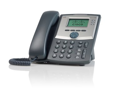 Cisco SPA303 IP Phone Side