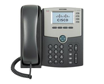 Cisco SPA514 IP Phone Front