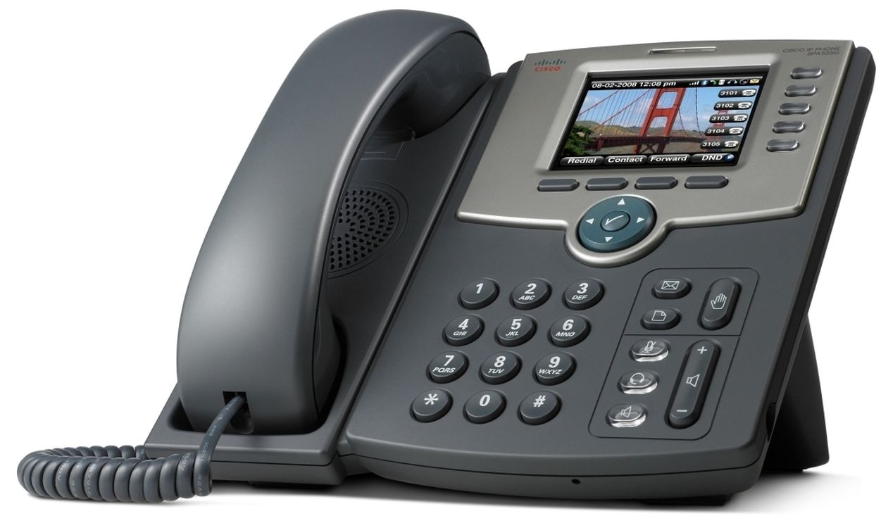 Cisco SPA525 IP Phone