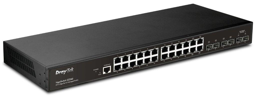 DrayTek 2260 Switch