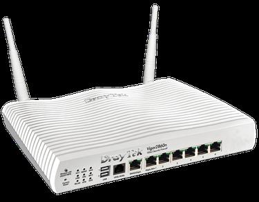 DrayTek 2860N Router