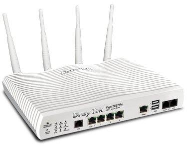 Darytek V2862VAC Router Angle