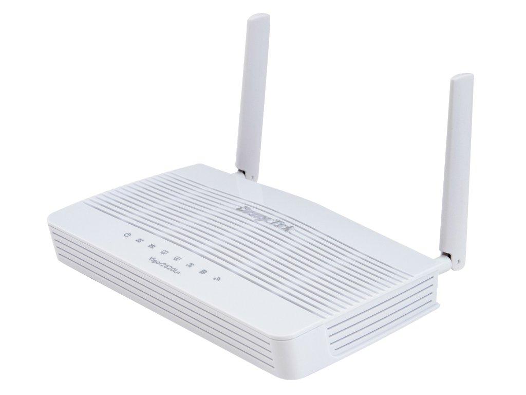 Vigor 2620Ln Router Side