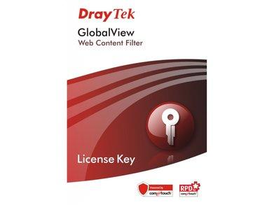 Draytek WCFBSOFT software front