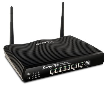 2926N Router Front