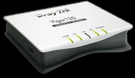 DrayTek V120 Modem