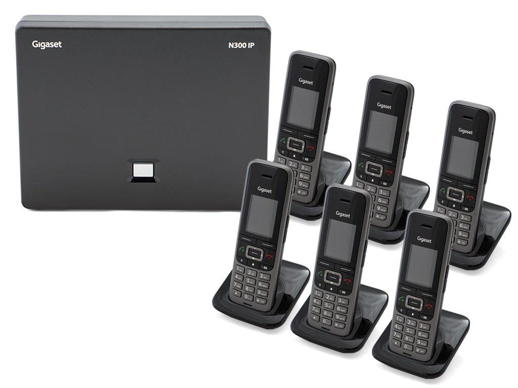 Gigaset N3006S650 DECTIPphone Front