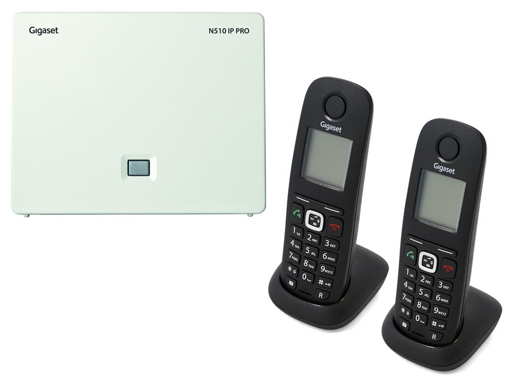Gigaset N5102A540H DECTIPphone front