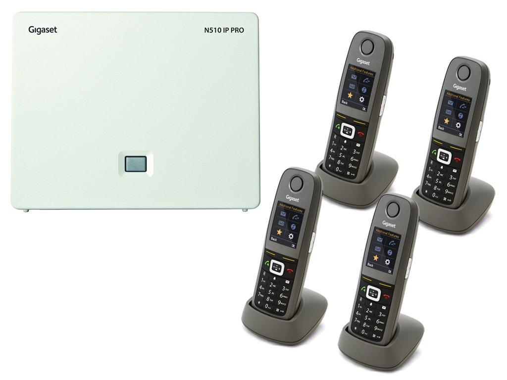 Gigaset N5104R650H DECTIPPhone Bundle