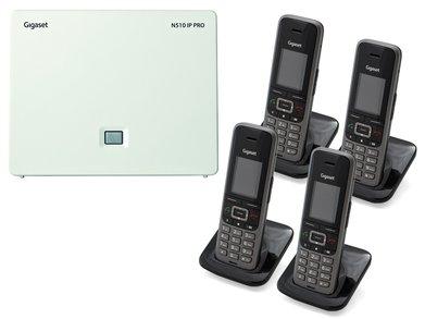 Gigaset N5104S650 DECTIPphone Front