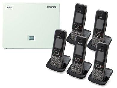 Gigaset N5105S650 DECTIPphone Front