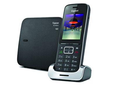 Gigaset SL450A DECTIPPhone BlackDuo