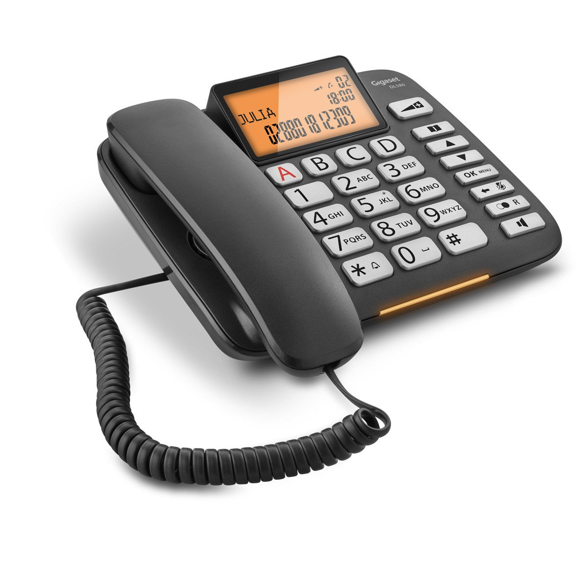 DL580 Corded Phone