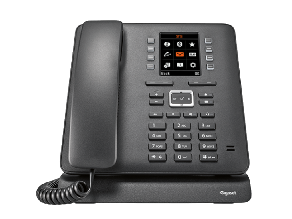 Gigaset MAXWELL C Cordless Phone Front
