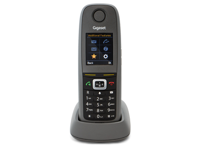 Gigaset N300 / 5 x R650 DECT IP Phone R650 Front