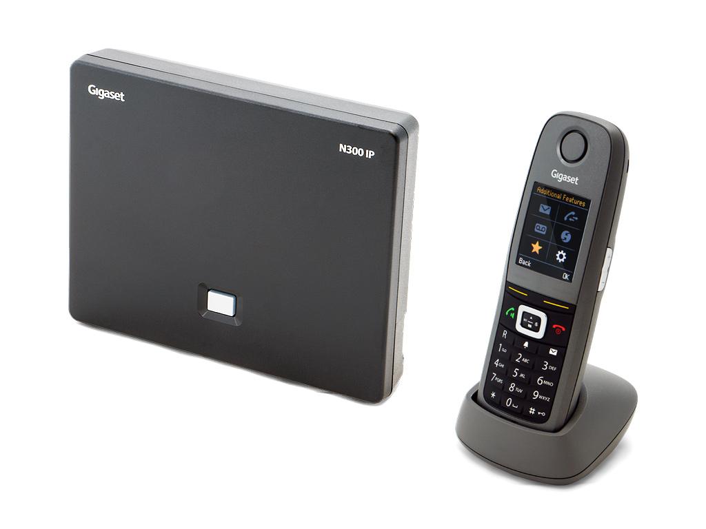 Gigaset N300 / R630 IP Bundle