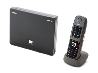 Gigaset N300 / R650 IP Bundle