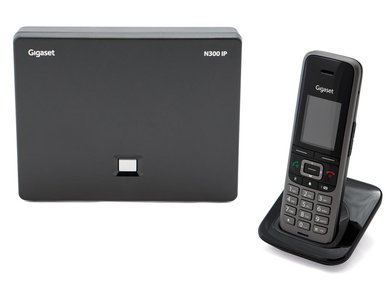 Gigaset N300 / S650 x 2  DECT IP Phone