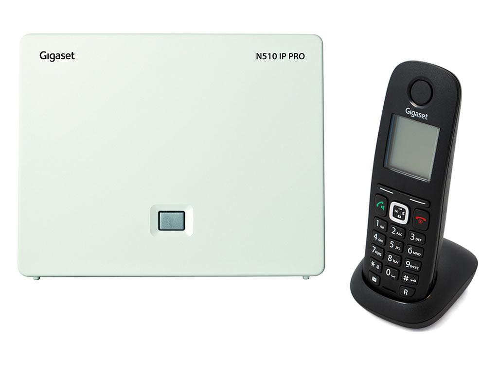 Gigaset N510 / A540 IP Bundle