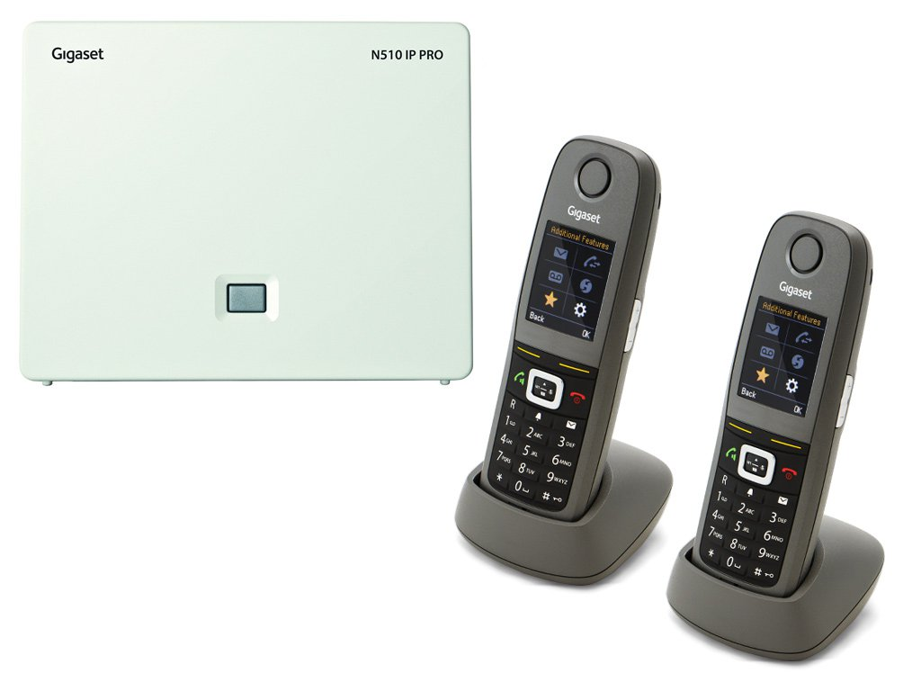 gigaset N5102R650H DECTIPPhone Front
