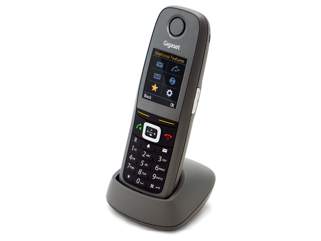 gigaset r650h pro ruggedized dect handset netxl. Black Bedroom Furniture Sets. Home Design Ideas