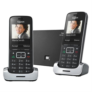 Gigaset SL450A-DUO DECT IP Phone Front