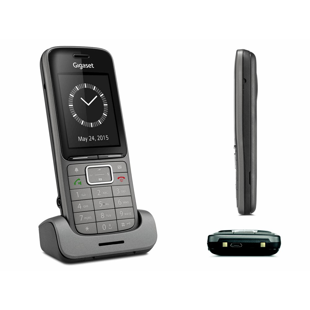 gigaset sl750h ipphone front