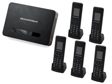 Grandstream 5 x DP 720 / 750 IP Bundle