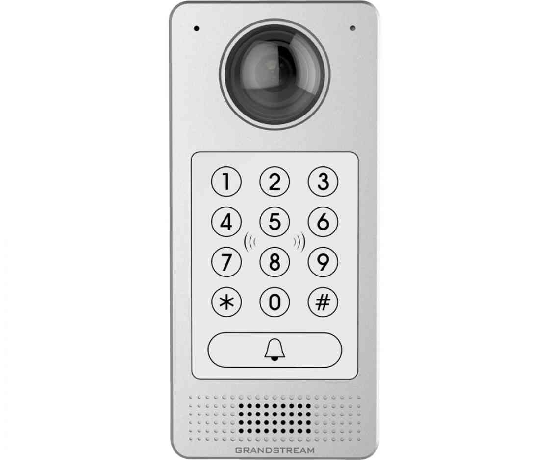 grandstream gds3710 intercom front
