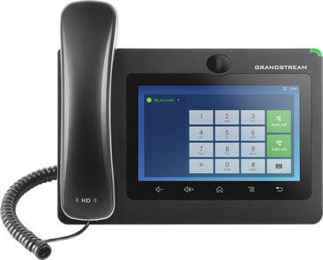 Grandstream GXV3370 IPPhone Front