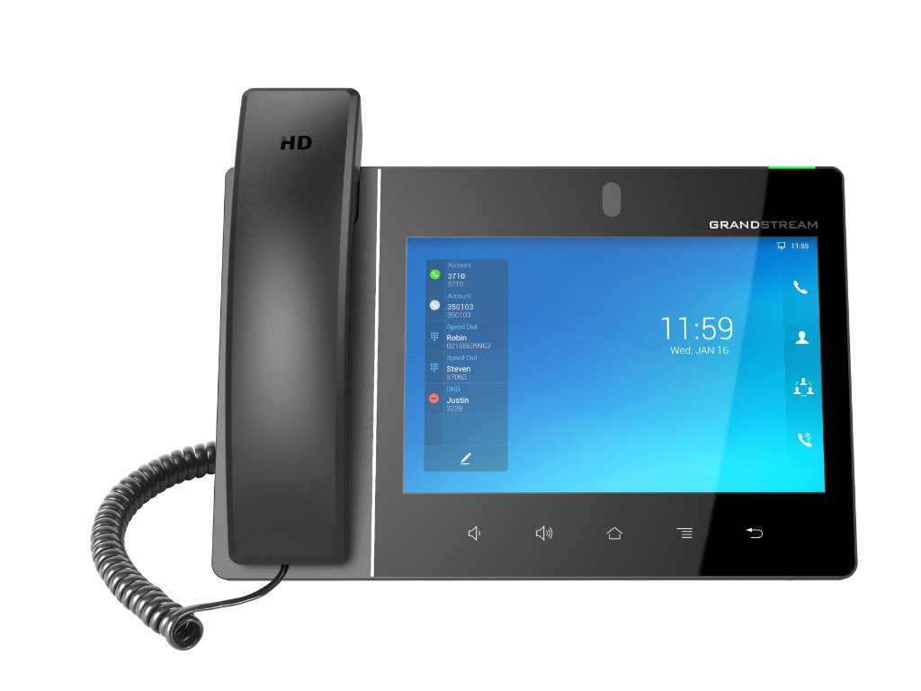 GXV3380 IP Phone Front