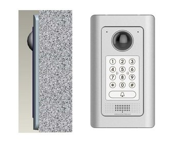 Grandstream GDS-INWALL IP Intercom Accessories Front