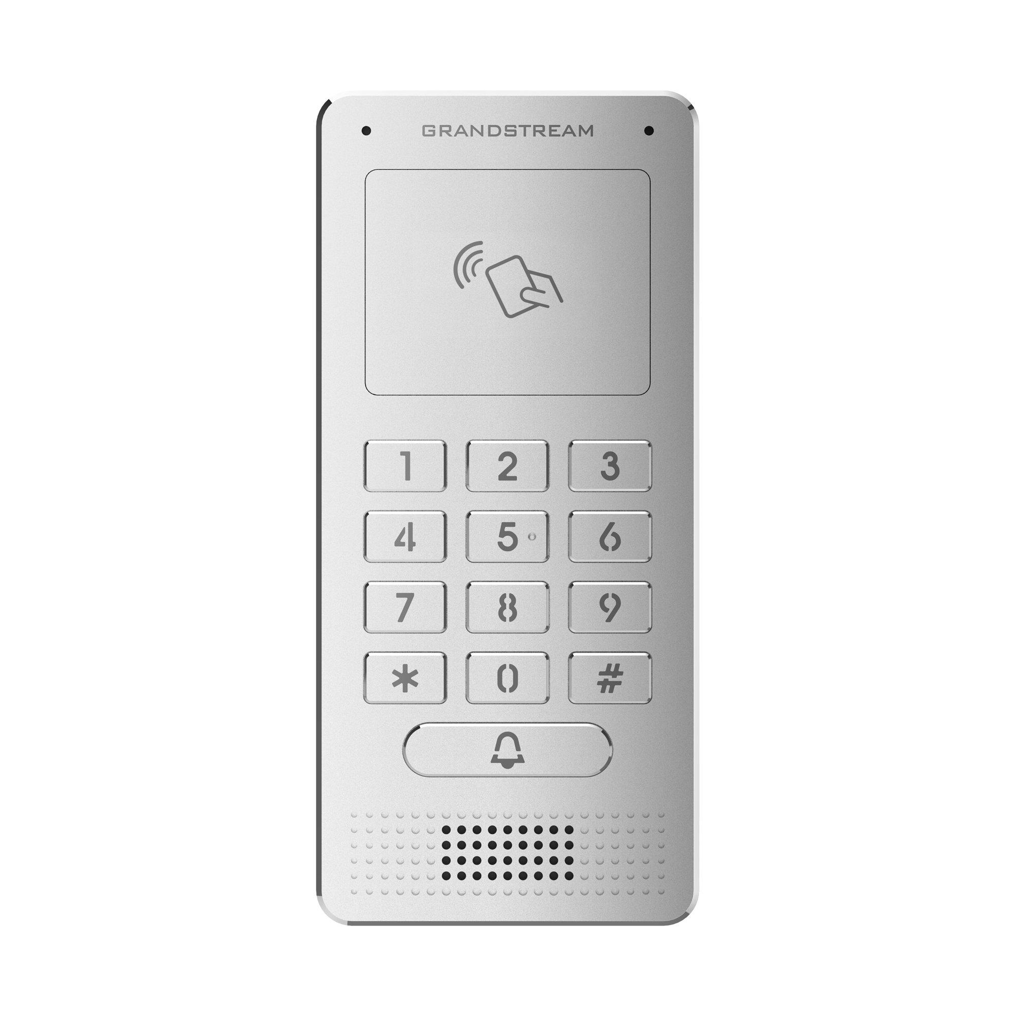 GDS3705 IP Audio Door System Front