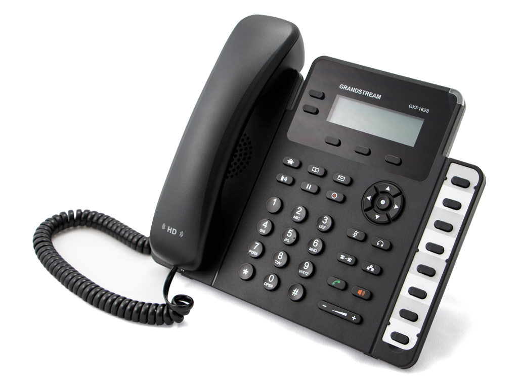 Grandstream GXP 1628 IP Phone