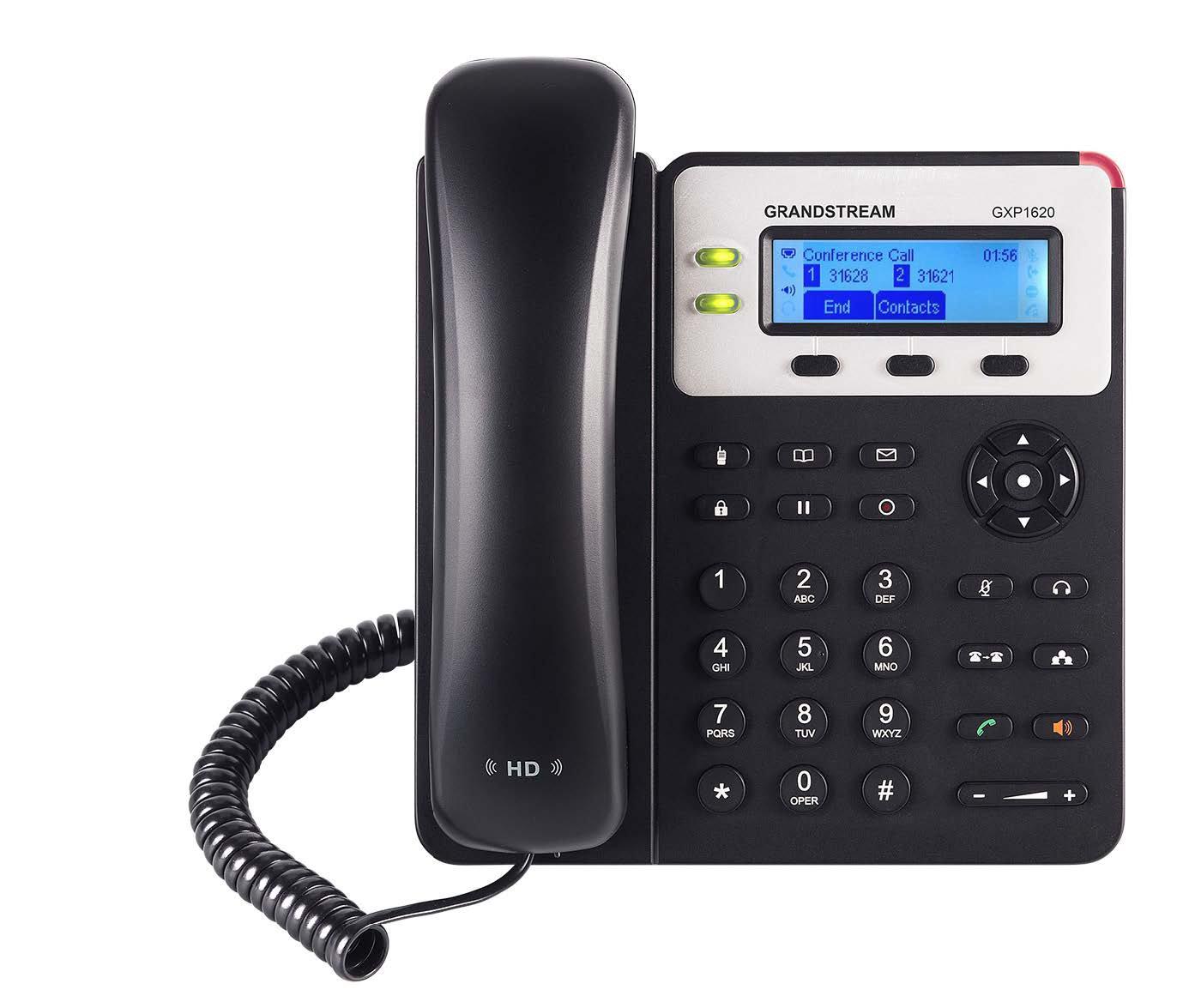 Grandstream GXP1620 IP Phone Front